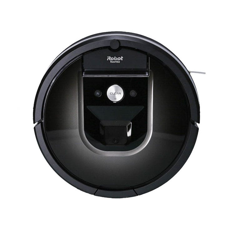 Roomba shot with Ortery PhotoBench 280 on pure white