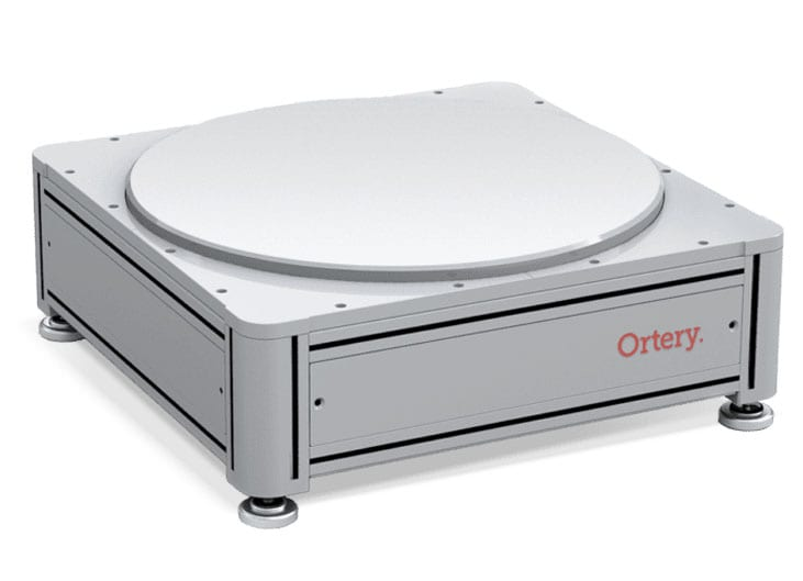 The Ortery Photocapture 360L is a software controlled product photography turntable for capturing interactive 360 product photos and videos of large or heavy items.