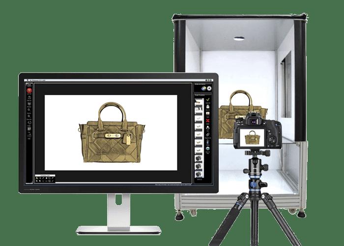 Large Product Photography Studio lighting computer controlled photosimile 220