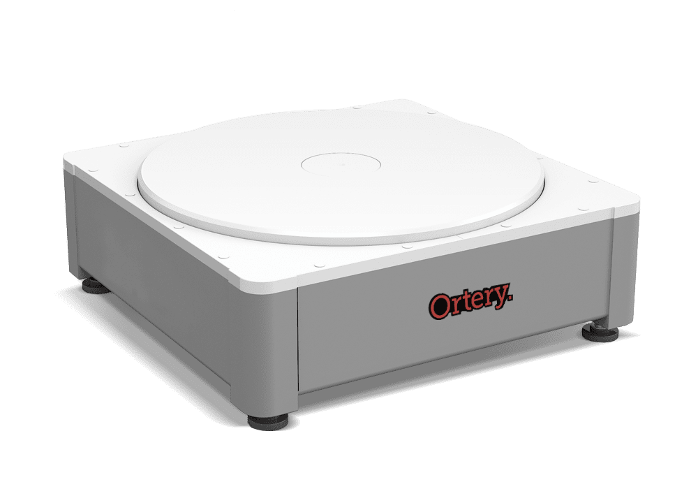 Ortery PhotoCapture 360M turntable great for creating 360 model and mannequin product views