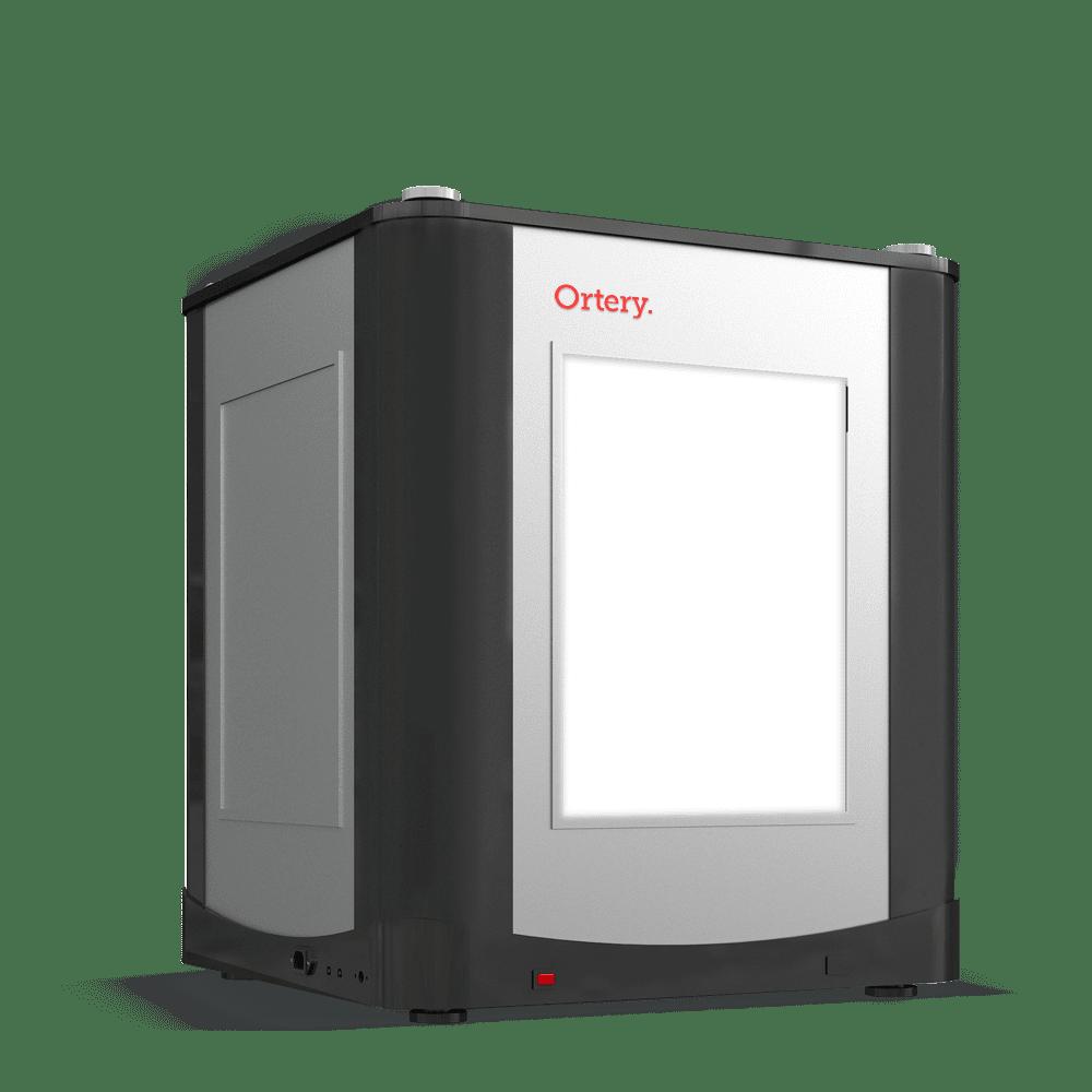 Ortery PhotoSimile 120 LED lightbox for eCommerce product photography