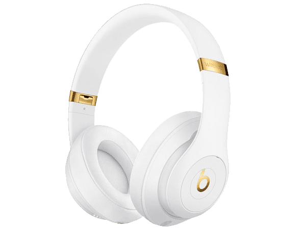 Ortery still product photography solutions example - Beats by Dre Headphones on pure white background.