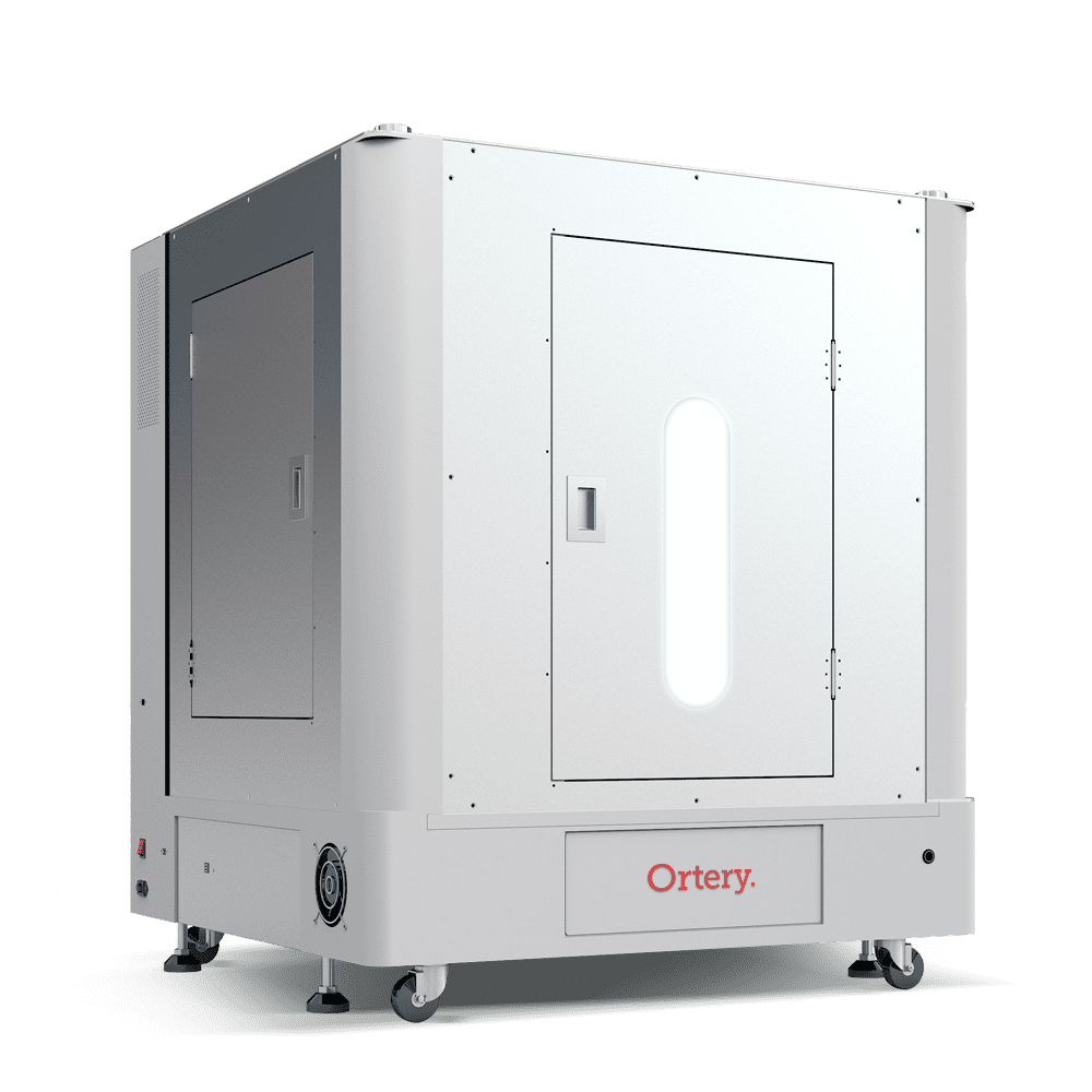 Ortery PhotoBench 150 for taking online product photos on pure white.