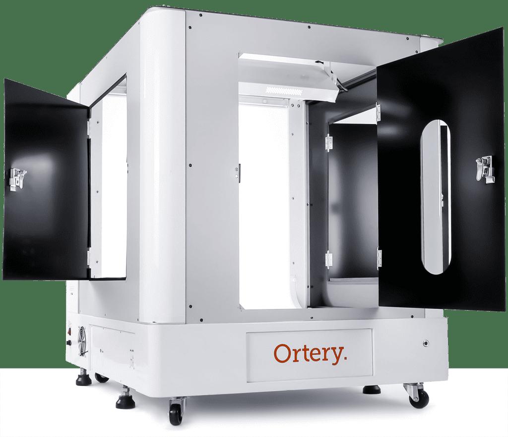 Ortery product photography lightbox - PhotoBench 280