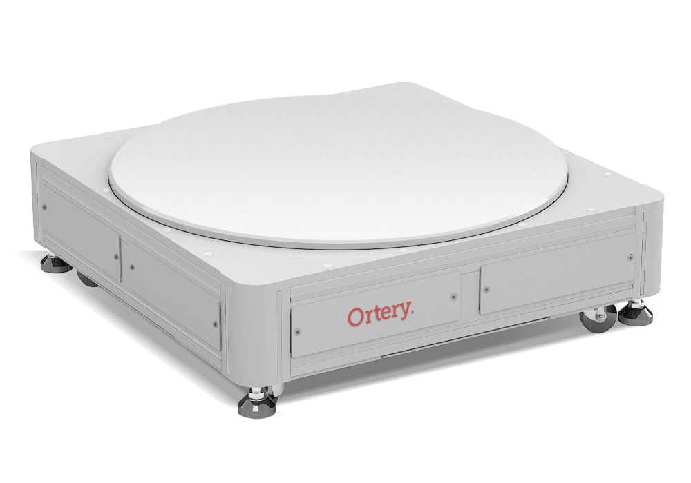 Ortery PhotoCapture 360XL product photography turntable for creating interactive 360 spins of objects up to 1000 lbs