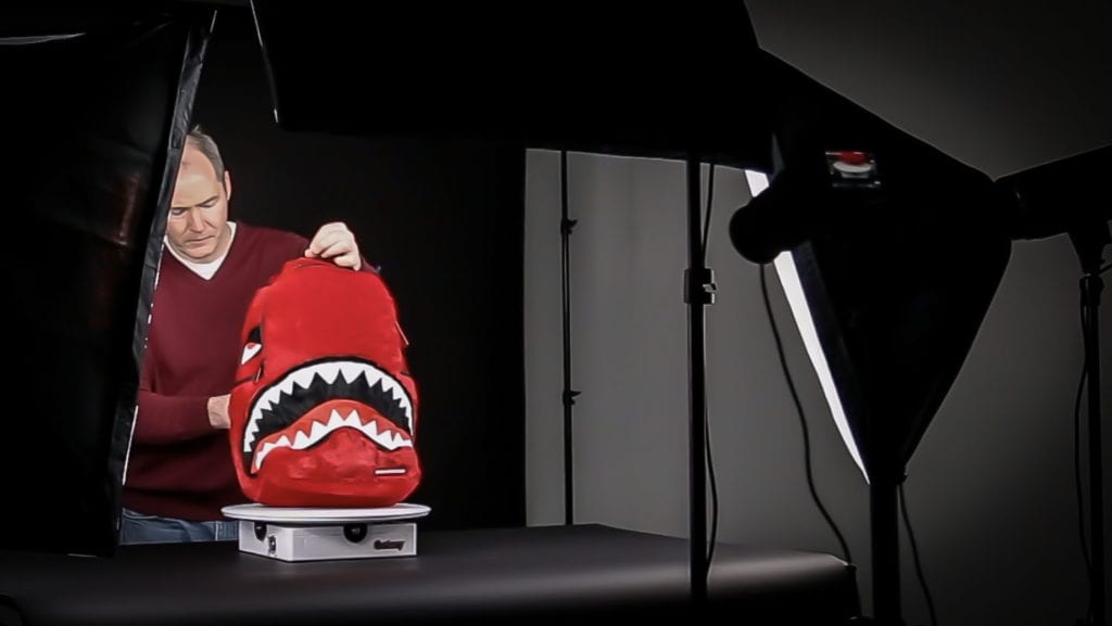 PhotoCapture 360 Backpack