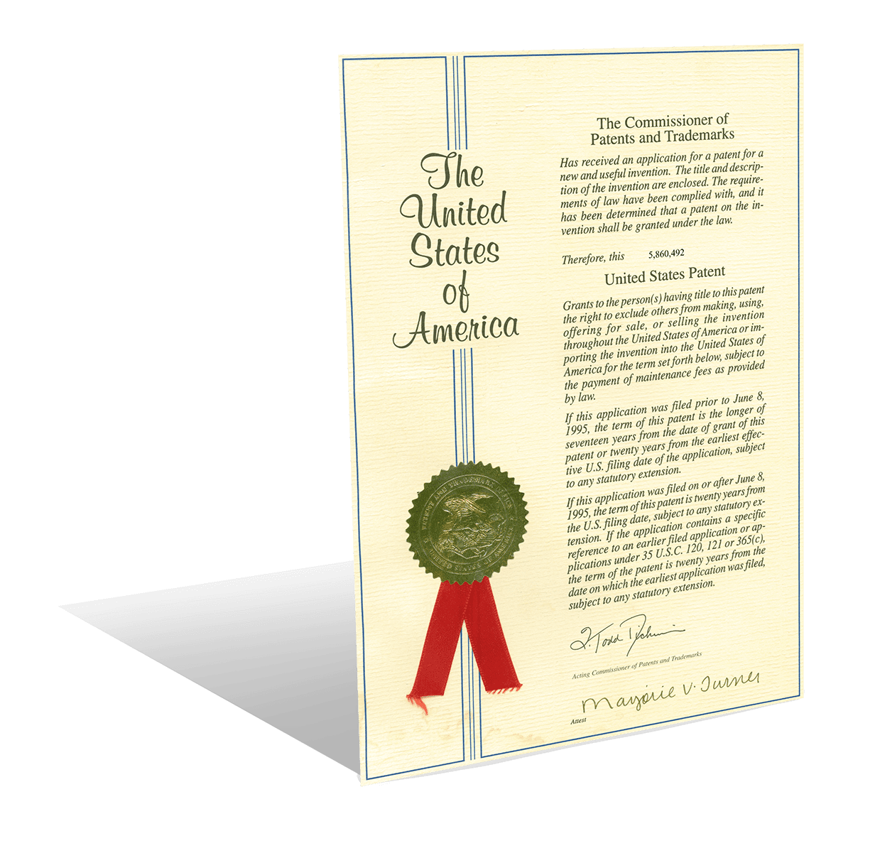US_Patent_cover_ortery