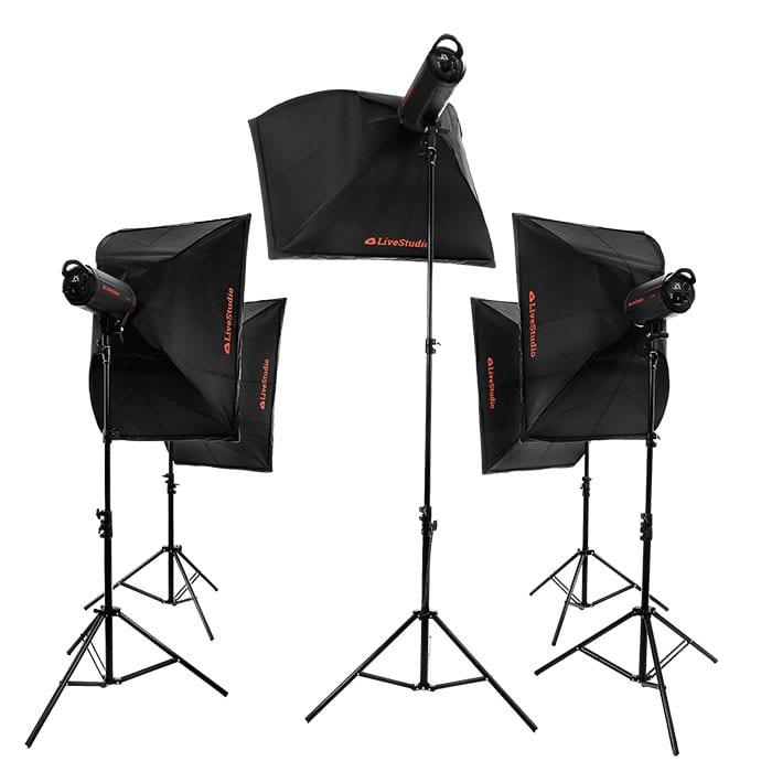 ortery-livestudio-5-light-kit