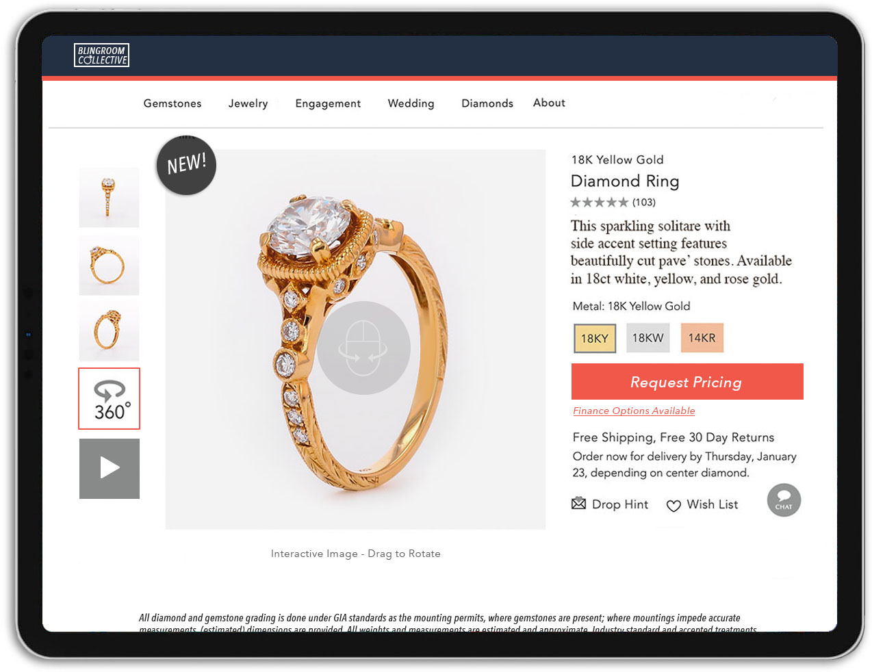 ortery-ecommerce-jewelry-photography-photography-system-ipad-mobile-mockup-standing-ring-360-mockup